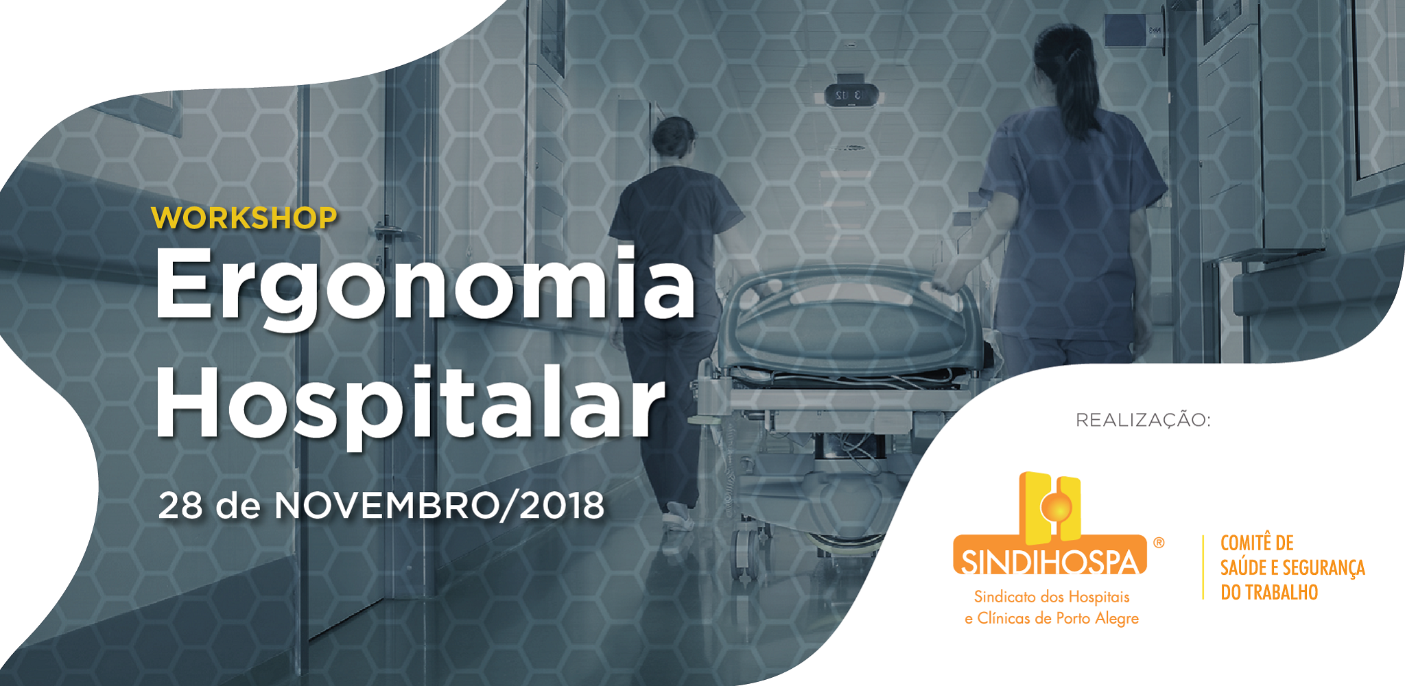 Workshop sobre Ergonomia Hospitalar