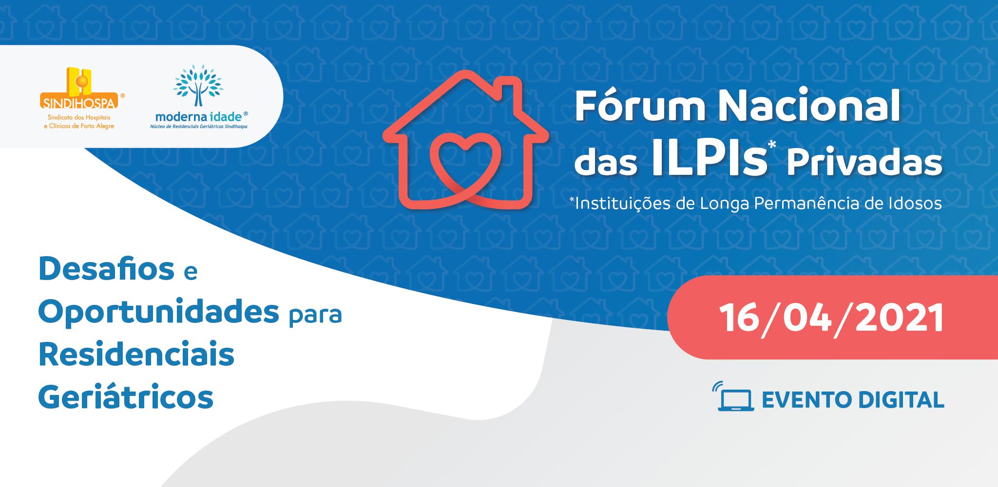 Fórum Nacional das ILPIs Privadas