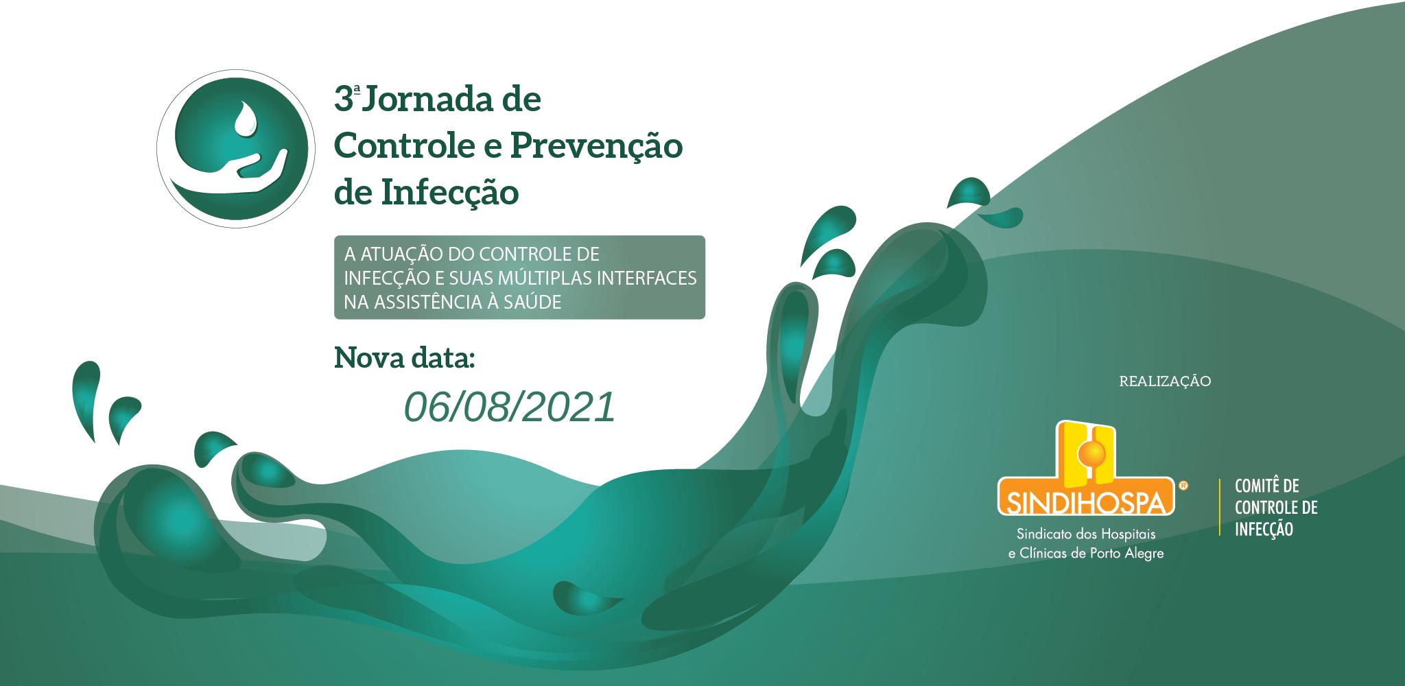 3ª Jornada de Controle e Prevenção de Infecção