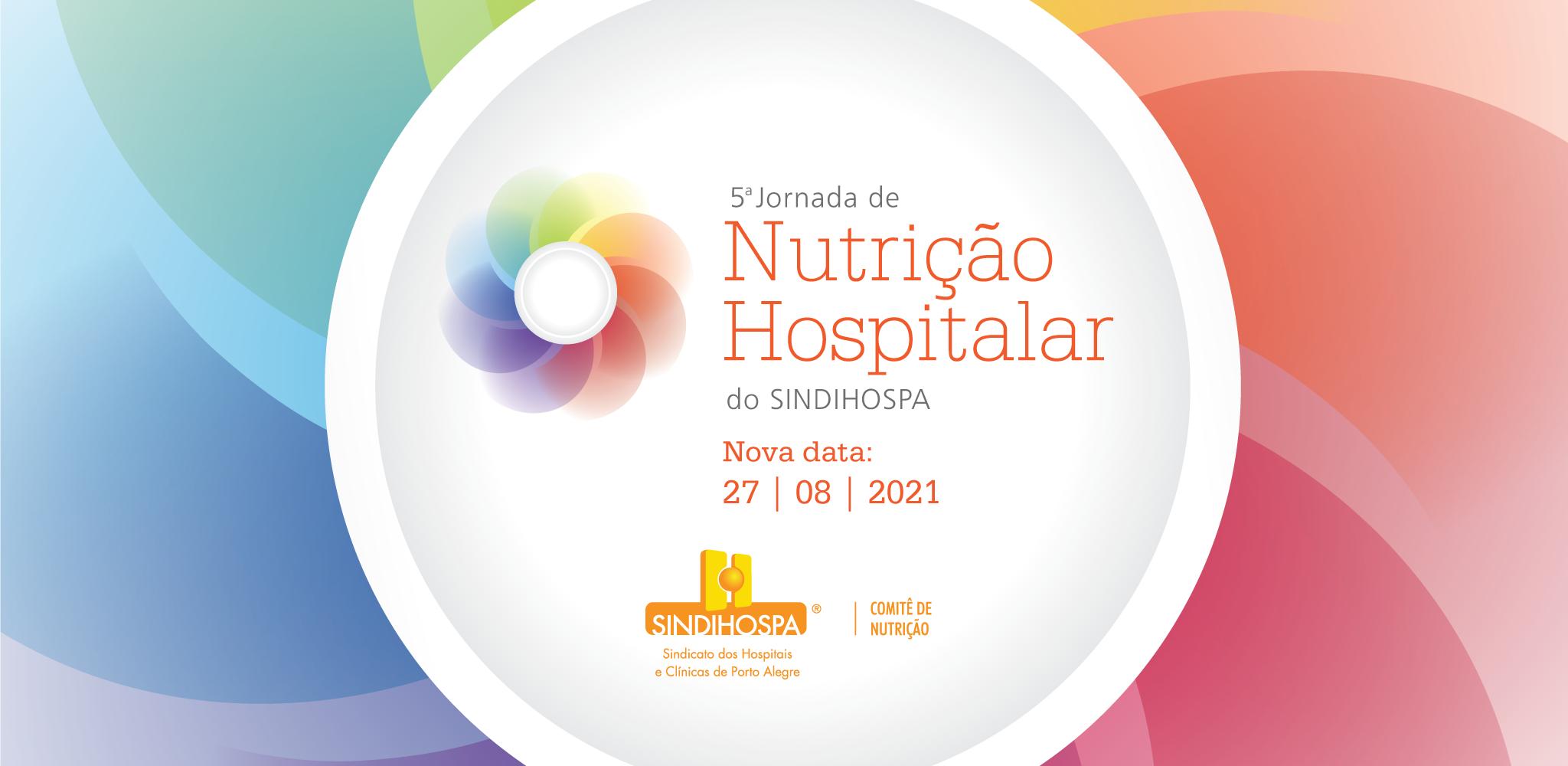 5ª Jornada de Nutrição Hospitalar